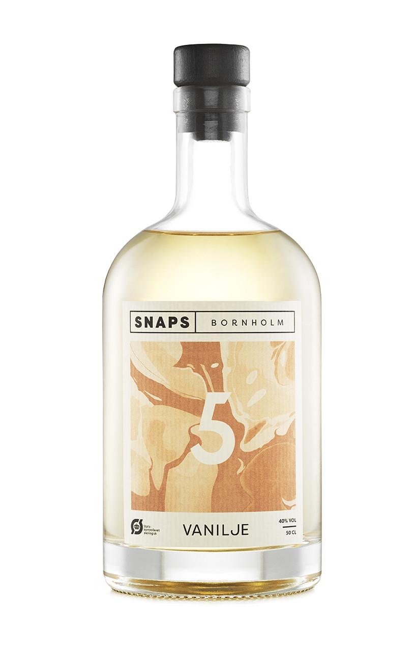 № 5 Vanilje